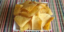 BAKED SPROUTED CORN CHIPS